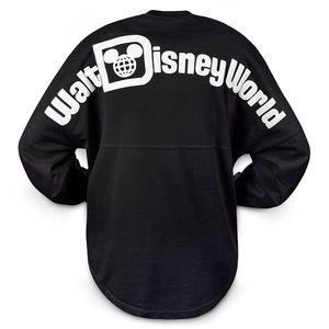 Disney Parks WDW Black & White Spirit Jersey